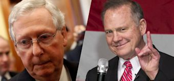Roy Moore victory would put GOP in a bind