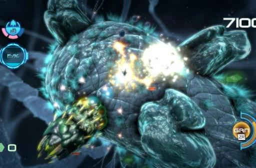 Nano Assault Neo dodges bullets on PS4 later this year [update]
