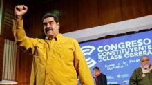 Maduro says Trump administration wants to have him killed