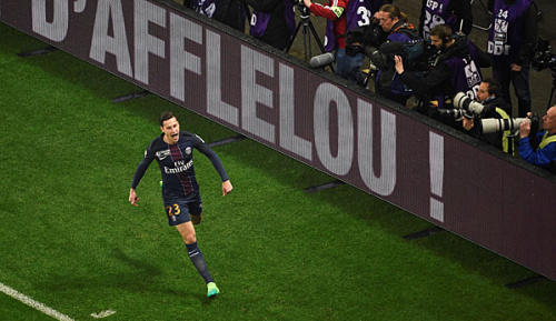 Frankreich: Paris dank Kantersieg über Monaco im Pokalfinale