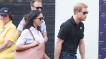 Meghan Markle's favourite bag is the perfect tote for school or work