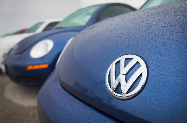 VW wants to fix emissions cheating with catalytic converters