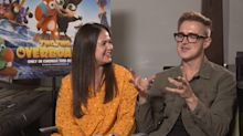 Two By Two: Overboard!: Featurette - Tom & Giovanna Fletcher