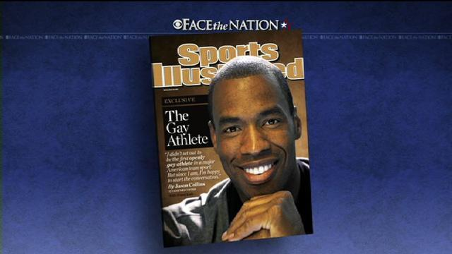 Schieffer: Jason Collins shows constant evolution one of America's strengths