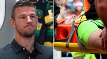 English rugby's touching move for stricken Rob Horne