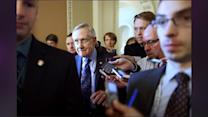U.S. Sen. Reid Says 'long Way To Go' On Fiscal Talks With Republicans