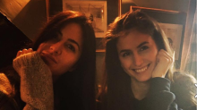 This pic of Katrina from a romantic lunch date in London will instantly cheer you up