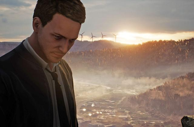 'Twin Mirror' gameplay trailer enters DontNod's episodic mind palace