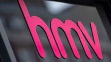 HMV rescued from administration - but 27 stores are going to close