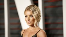 Kelly Ripa stuns in white swimsuit at age 48 — a year after trolls accused her of being too old for a bikini: 'Bod goals'