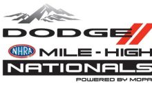 Dodge Mile-High NHRA Nationals Powered by Mopar Thunders into Denver, Marks Milestone 30th Year of FCA US Event Sponsorship
