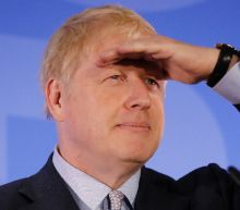 Rivals for British PM take aim at Johnson