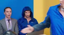 Michael Phelps takes a not-too-subtle shot at Olympic rival in new commercial for Intel