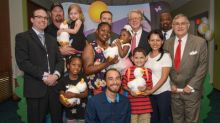 My Special Aflac Duck™ Soars into Palmetto Health Children's Hospital