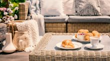 Wayfair's Closeout Sale is your chance to score up to 80% off on outdoor furniture