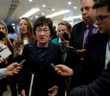 Senator Collins says undecided on final tax bill vote