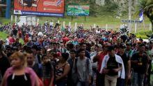 Detenido el organizador de la marcha de migrantes de Honduras tras las amenaza de Trump
