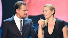 Kate Winslet and Leonardo DiCaprio help save mum's life after raising money for her cancer treatment