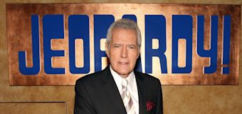 Alex Trebek choked up by Final Jeopardy answer