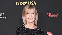 Olivia Newton-John on how she's fought cancer for 27 years: 'positive attitude' and 'a lot of cannabis'