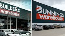Bunnings 'clone' slammed for striking similarities to Aussie store