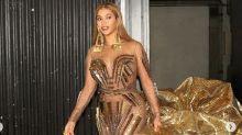 Beyoncé como Reina Nubia