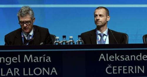 Foot - L'UEFA limite le nombre de mandats