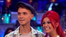 """Joe and Dianne created """"a sweet romance"""" on Strictly"""