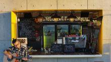 【西環美食】無敵海景Café海傍飲咖啡!營業到下年一月就結業?