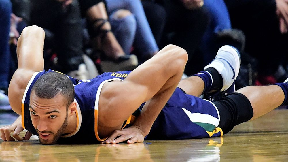 Rudy Gobert reportedly expected to miss 4-6 weeks with bone bruise