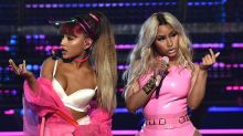 "Nicki Minaj sends her love to Ariana Grande, says that she won't ""operate in fear"" following the tragic events in Manchester"