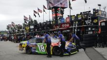 Kyle Busch earns 8th pole of the season at New Hampshire