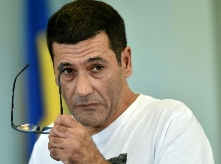 Gilbert Chikli received an 11-year sentence plus a fine of two million euros (AFP Photo/SERGEI SUPINSKY )