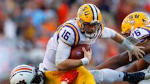 Let LSU QB Danny Etling tell you what type of center butt he prefers