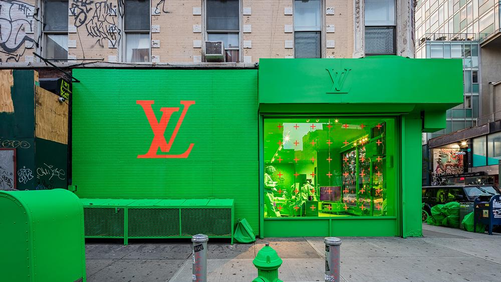 window green screen
