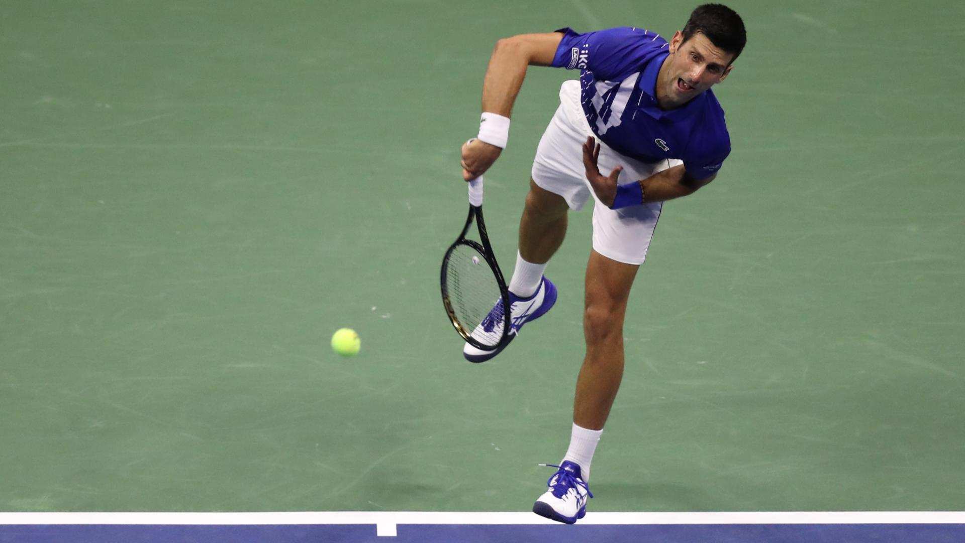 Djokovic Hits Out At Serve Clock Changes At Us Open