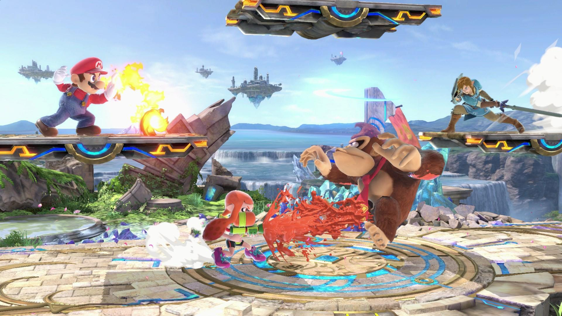 Super Smash Bros Ultimate Is A Refinement Of A Classic Formula