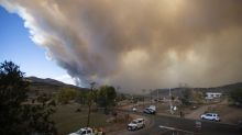 Strong winds fan Colorado's largest recorded wildfire