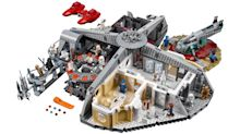Lego issues a 'Star Wars' Cloud City set worthy of Lando Calrissian