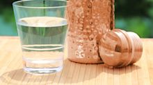 Why copper-infused water is good for you