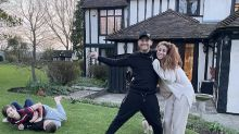 Stacey Solomon 'emotional' as she relocates family to impressive country home