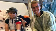 Justin Bieber Visits Children's Hospital of Orange County -- See the Heartwarming Pics!