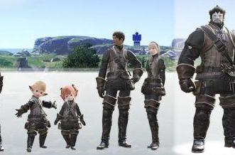 Square Enix reveals all of Final Fantasy XIV's races and clans