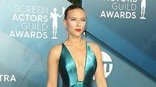 SAG Awards: Scarlett Johansson strahlt in smaragdgrüner Robe