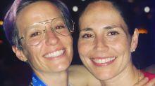 Megan Rapinoe posts sweet tribute to girlfriend Sue Bird— and the internet is loving it