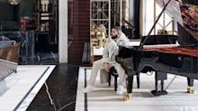 Fans are divided over photos of Drake's 'disgustingly gaudy' mansion: 'On another level'