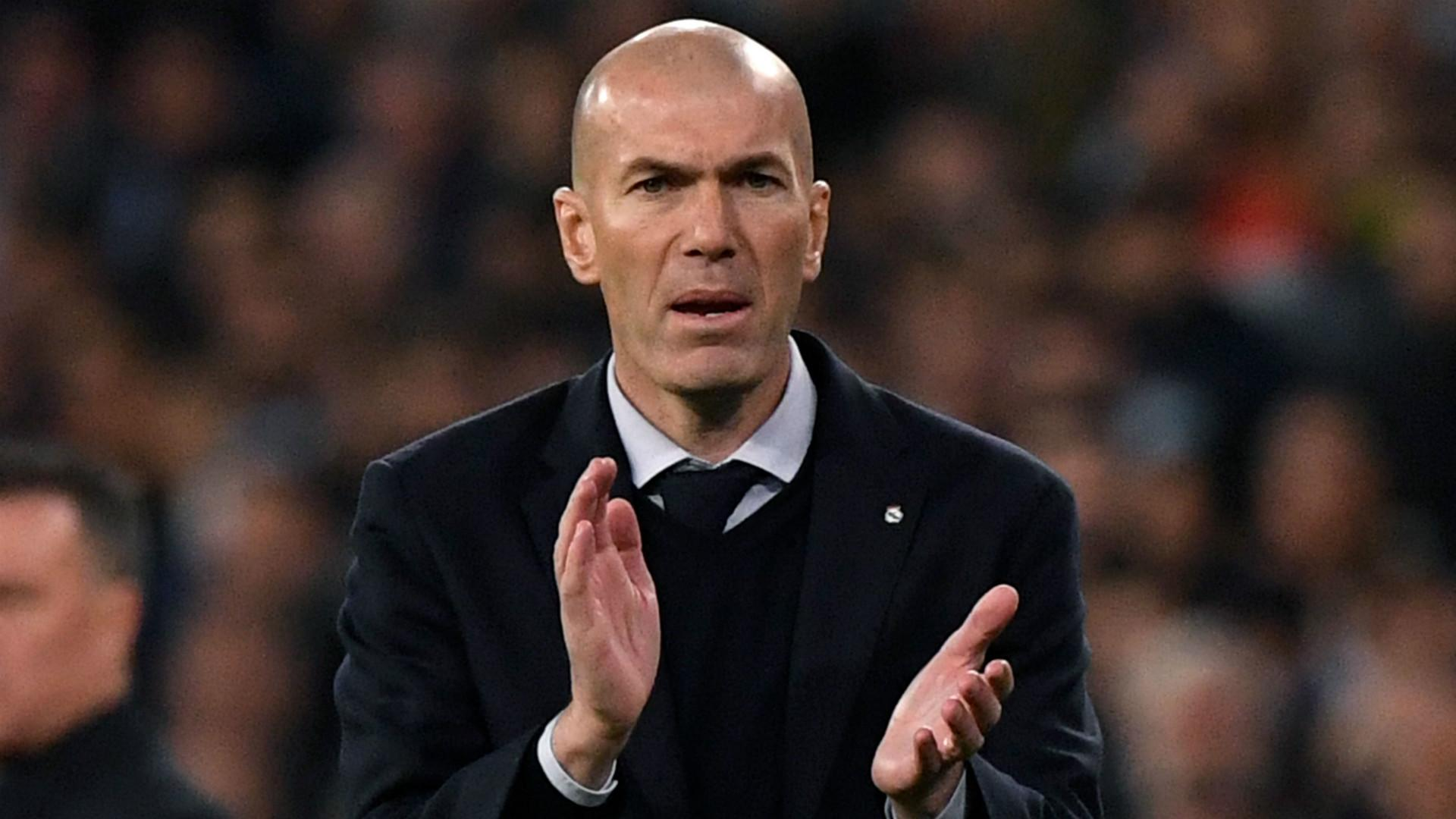 'I'm not going to ask' - Zidane not expecting late Real Madrid transfer splurge