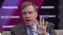 Sen. Mark Warner speaks with Yahoo Finance [TRANSCRIPT]