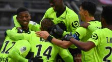 Pepe gives second-placed Lille victory at Nimes