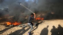 Gaza protest toll rises to three: ministry